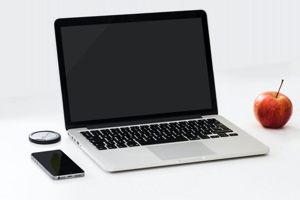 uszkodzona matryca laptopa
